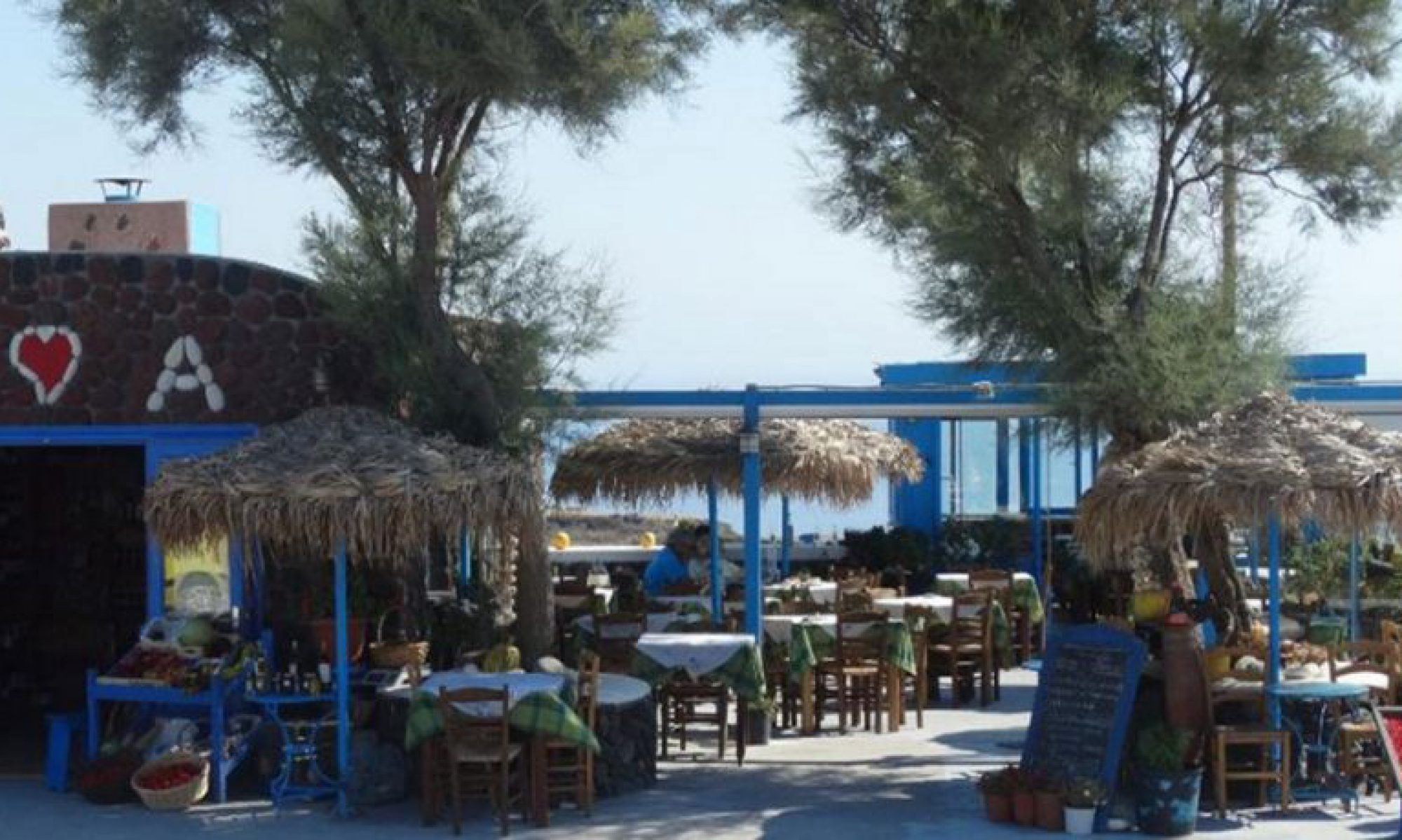 The Good Heart Santorini